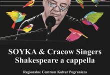KJM Soyka & Cracow Singers  SHAKESPEARE A CAPPELLA