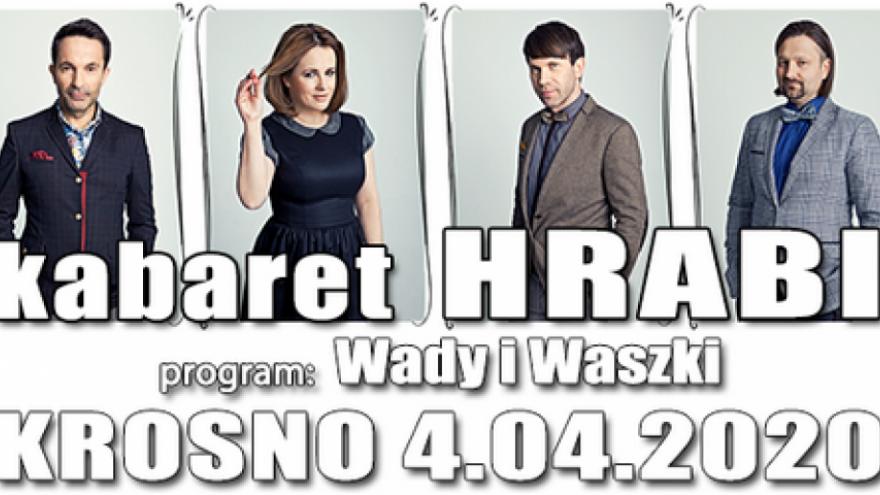 oficjalna  zajawka występu Kabaretu Hrabi