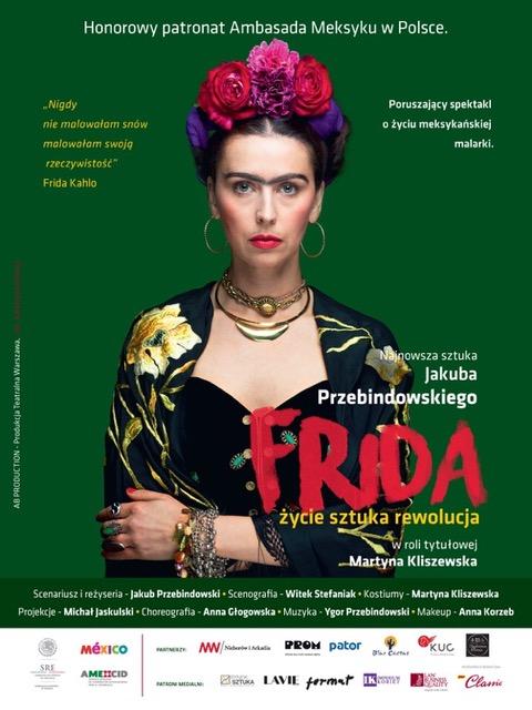 FRIDA_oficjalny plakat